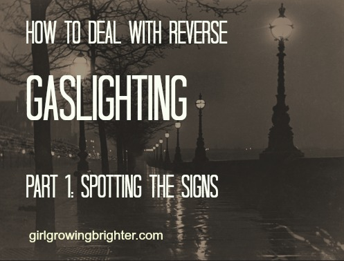 Dating gaslighting